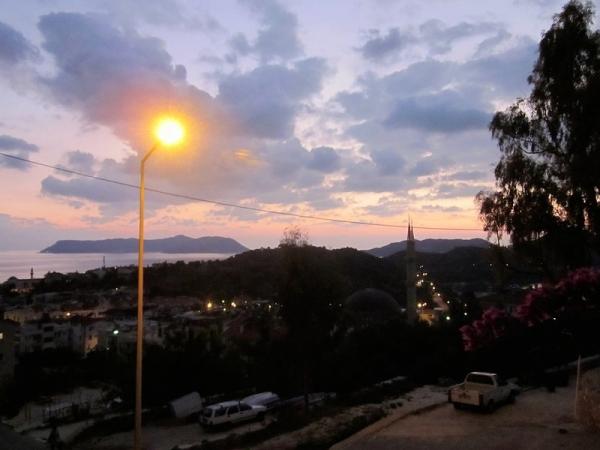 Kaş - Lycian Way