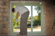 Prepping windows