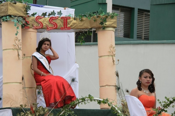 Parade of Beauty Queens