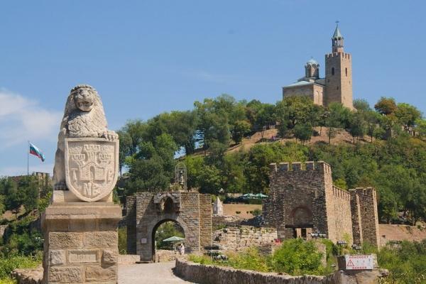Tsarevets Fortress - Veliko Tarnovo