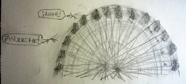 Ferris Wheel Death Trap