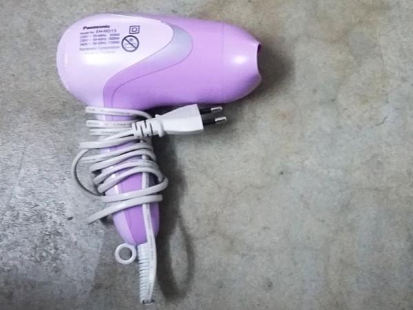 R.I.P. Purple Hairdryer